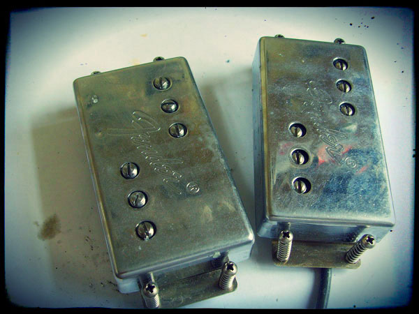 Creamery Wide Range Thinline Tele Humbucker Upgrades