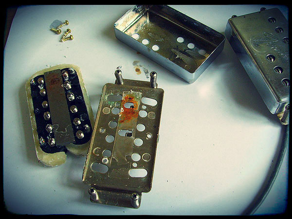 Creamery Wide Range Thinline Tele Humbucker Upgrade Reissue