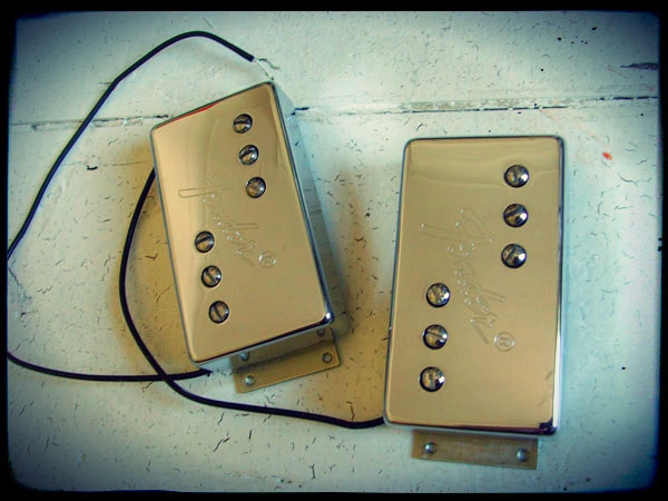 Creamery Wide Range Thinline Tele Humbucker Upgraded Reissues