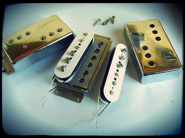 Creamery Wide Range Thinline Tele Humbucker Upgrade