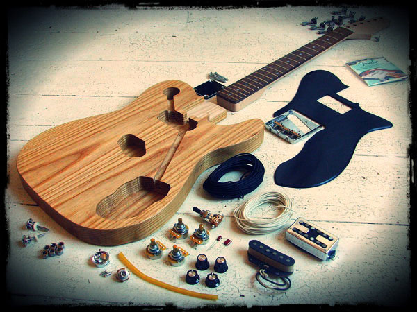 Creamery Custom Handmade Guitars - Made in Manchester, UK