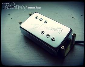 Creamery Custom Handwound Wide Range / Thinline Tele Humbucker Replacement Pickups - Classic '71