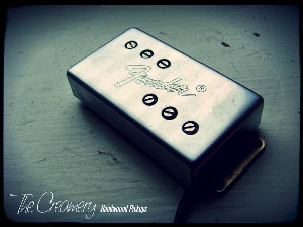 Creamery Custom Handwound Wide Range Humbucker Upgrade - Reissue Wide Range Upgrade to True Vintage Spec