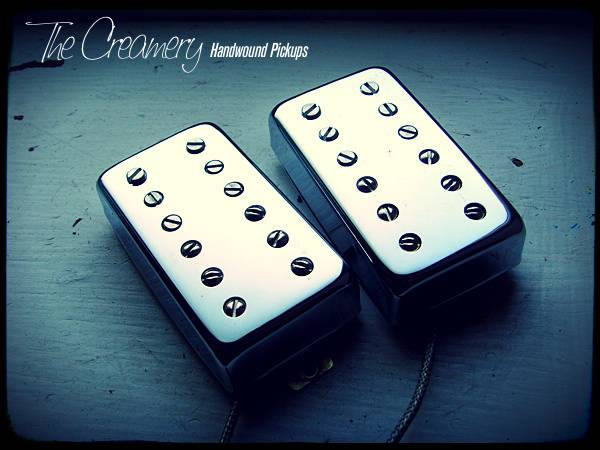 Creamery Custom '13 Dirty Northern - Humbucker Pickup Set