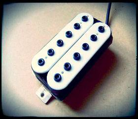 Higher Output Humbuckers - Creamery Classic '83 Hair Metal Humbucker