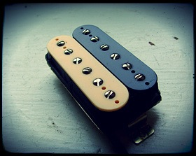 Higher Output Humbuckers - Creamery Double Six Alnico 8 Overwound Humbucker