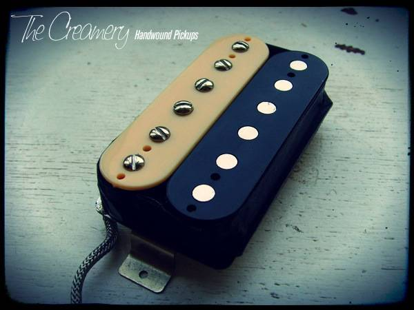 Creamery Handwound Custom '59 Replacement Humbucker Pickup - Vintage Tone