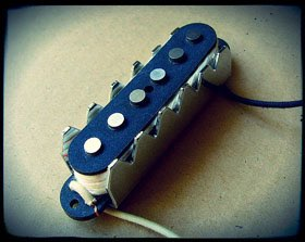 Creamery Custom Handwound Jaguar Style Pickups with Steel Claw - Alt 88