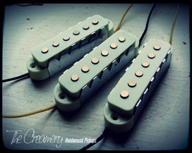 Creamery Replacement Jaguar Jag Bass VI Pickups