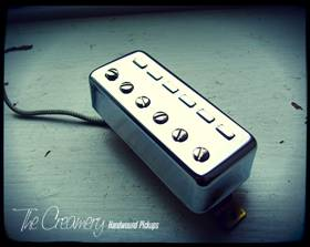 Creamery Classic Replacement '65 Staple Nova-Sonic Mini-Humbucker Pickup