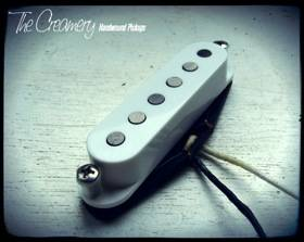 Creamery Custom Handwound Scooped Mids Scooped Mid-Range replacement Stratocaster Pickups