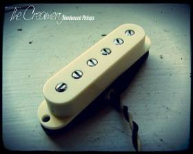 Creamery Custom Handwound Sonic-Six Adjustable Pole Strat Pickup