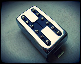 Creamery Handwound Humbucker Sized Filtertron Style Pickups - Hot Swing O Pickup