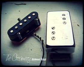 Creamery Custom Handwound Replacement '72 Custom Telecaster Pickups