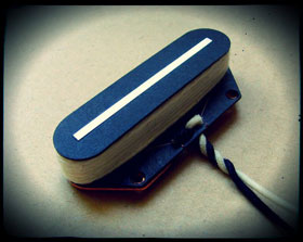 Creamery Custom Handwound Sonic 60 Telecaster Bridge Pickup