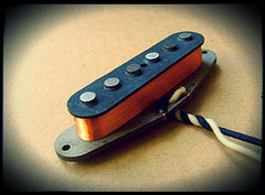 Creamery Custom Handwound Sweet 74 Stratocaster Pickups - Made in Manchester