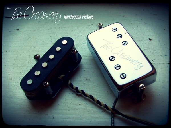 Creamery Custom Replacement Telecaster S-H - Single Coil / Humbucker Set