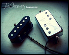 Replacement S-H Telecaster Pickup Set