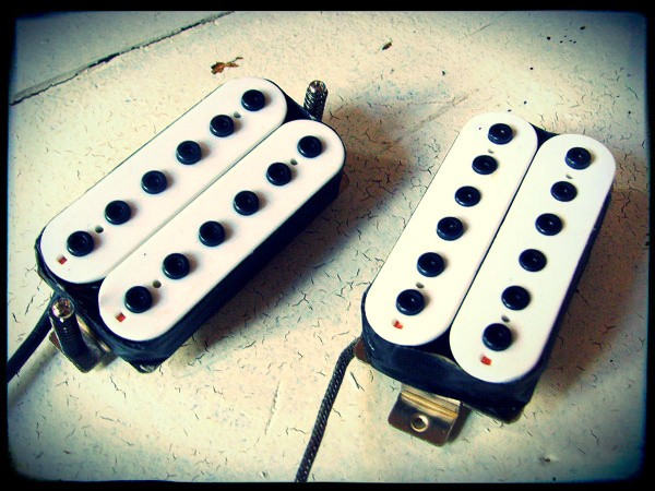 "Creamery Custom Classic '83 ""Hair Metal"" Humbucker"