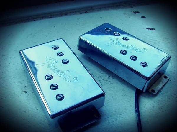 A Set of Creamery Fender® Reissue Wide Range Humbucker Upgrades - True to the original 70s design