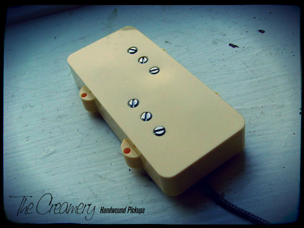 Creamery Wide Range Humbucker for Jazzmaster