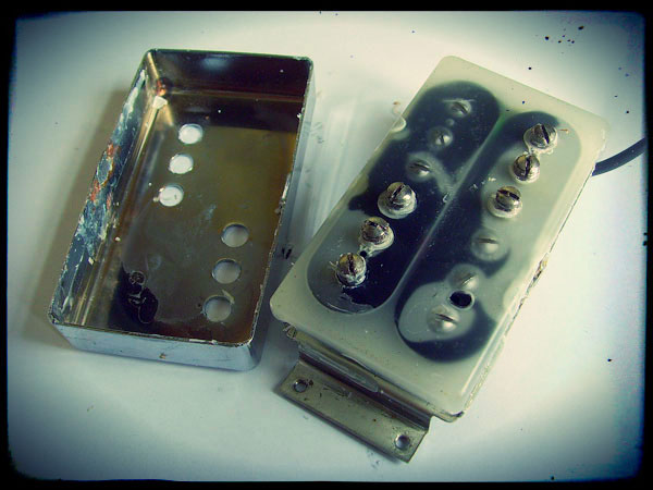 Creamery Wide Range Thinline Tele Humbucker Upgrade Japanese Reissue