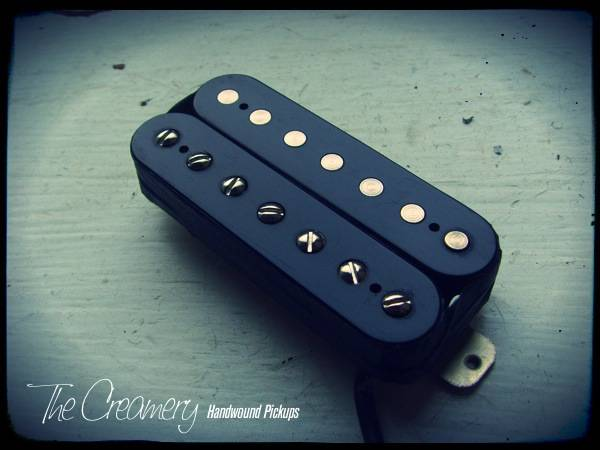 Creamery Fully Custom Shop Handwound 7-String Humbucker - truly custom Seven String Humbucker