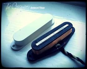 Creamery Custom Design Bass Pickups - Replacement Bronco Musicmaster Bass Pickup