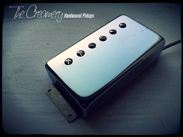 Creamery Custom 57 Humbucker Pickup - Fender Wide Range Size