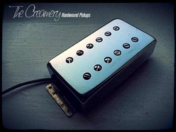 Creamery Custom '13 Humbucker Pickup - Fender Wide Range Size