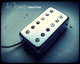 Creamery Custom Handwound Replacement vintage and modern Humbucker Pickups
