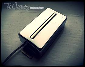 Creamery Custom Dark Line - Humbucker Sized Pickup