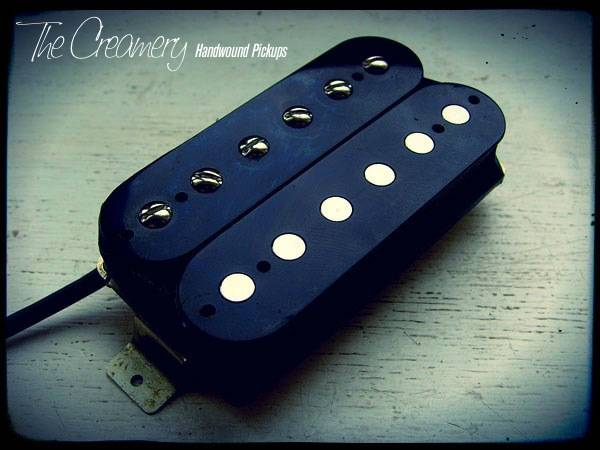 Creamery Custom Overwound Dirty Shirt Alnico 8 Humbucker