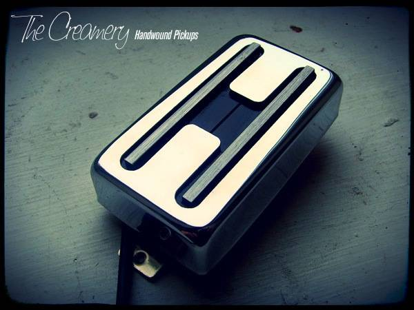 Creamery Fully Custom Shop Handwound Blade Rail Humbucker