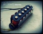 Creamery Custom Handwound Replacement Extra Width Jaguar Pickup