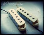Creamery Custom Handwound Jag-90 Jaguar Sized P90 Pickups - Fatter, Hotter, Warmer, Grittier, Jaguar Pickup Tone