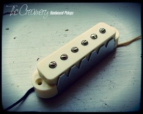 Creamery Custom Handwound Jag-90 Jaguar Sized P90 Pickups