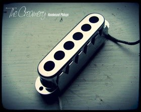 Creamery Custom Handwound Sonic '60 Jaguar Sized Tri-Sonic Design Replacement Pickups