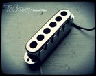 creamery custom handwound sonic 60 replacement pickup for jaguar guitar