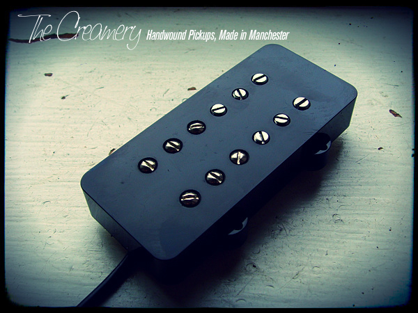 Creamery Custom '13 Humbucker Pickup Set for Jazzmaster