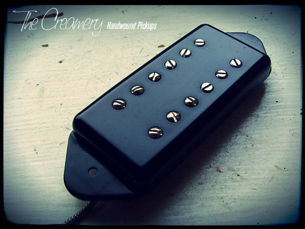Creamery Custom '13 Dirty Northern - P90 Dogear Bridge Pickup