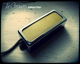 Creamery Custom Sweet 14 Gold Foil Pickup Firebird/Mini-Humbucker Size