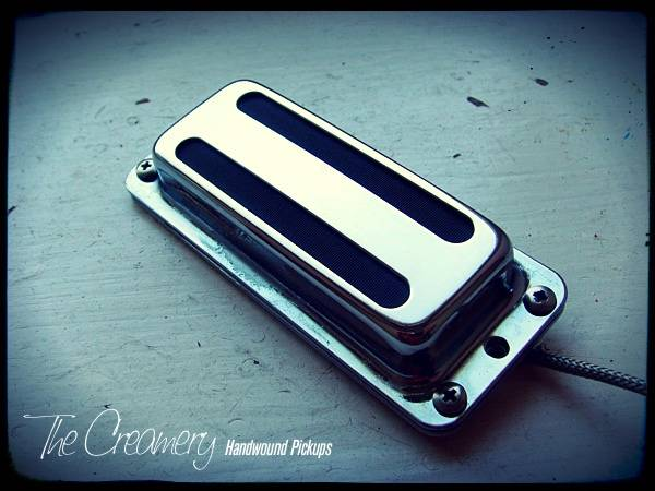 Creamery Replacement Rickenbacker® Style High '68 Humbucker Pickup