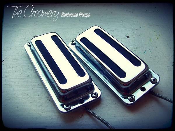 Custom Replacement Ric 174 Rickenbacker 174 Toaster 174 Style Pickups