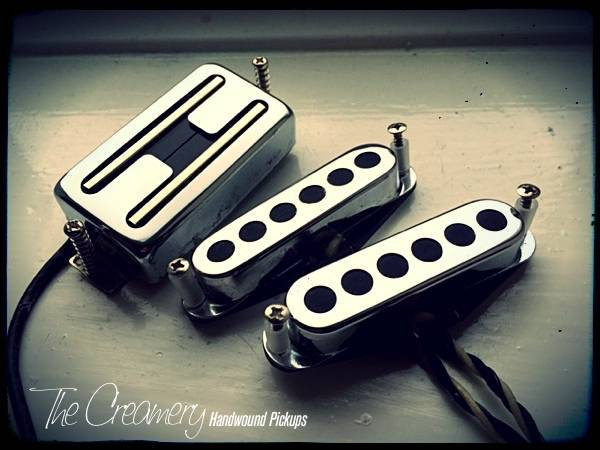 Creamery Custom H-S-S Replacement Pickup Set
