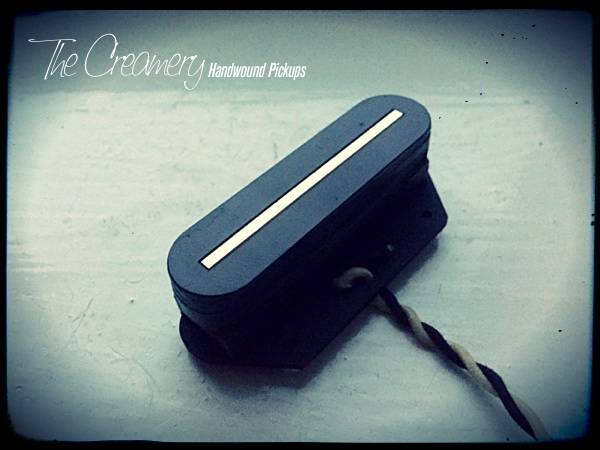 Creamery Custom Tele Dark Line Pickup - Dirtier, Grittier, Sleazier Sounds