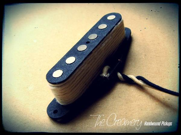Creamery Custom Alt '88 Hot Telecaster Neck Pickup