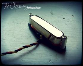 Creamery Custom Handwound Hot Telecaster Neck Pickup