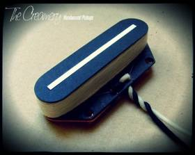 Creamery Custom Handwound Sonic 60 Telecaster Treble Bridge Pickup