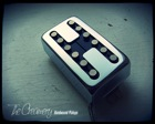 Creamery Custom Fat Domino Pickup - Humbucker Hum-Cancelling Sized Fat Single Coil Tone